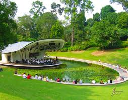 a true garden of eden singapore s botanical garden photo essay gate at bo singapore botanic gardens waterfall copy concerts in botanical gardens