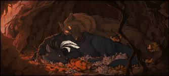 Hexa and Ivan welcome the birth of their pups, if you are interested in  adopting the little one between Hexa's paws, g… | Wolf spirit animal,  Animal art, Anime wolf