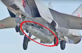 Image result for Russian hypersonic missile