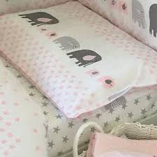 baby girl bedding set per fitted