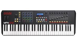 Akai professional provides the best keyboards and keyboard controllers in the industry including the top selling mpk mini. Masterkeyboard Akai Mpk 261