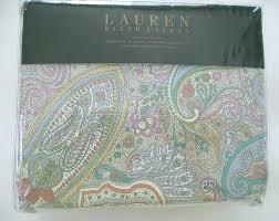 ralph lauren verdonnet paisley duvet cover incredible comforter sets king