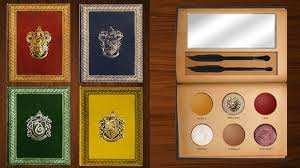 these harry potter makeup palettes are so magical our muggle hearts can t take it