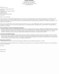 Trade Cover Letter