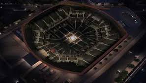 Barclays Center Boxing Seating Chart Brooklyn Boxing Virtual Venue By Iomedia