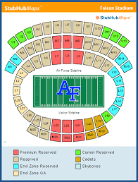 Air Force Football Seating Chart Help Shape Ncaa Football Band Locations Page 6