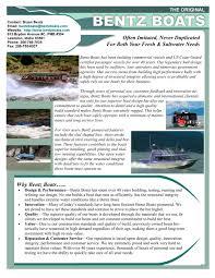 Understanding Boat Design Pdf Bentz Boats Commercial Short Bentz Boats Pdf Catalogs