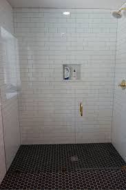 Glass Enclosed Showers 7 myths about one level curbless showers 5041 by xevi.us