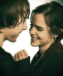 Resultado de imagen para Hermione y ron tumblr