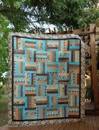 Best 25+ Rail fence quilt ideas on Pinterest | Baby quilt patterns ... & Rail Fence Quilts Adamdwight.com