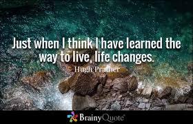 life changes quotes quotes  life changes quotes 15