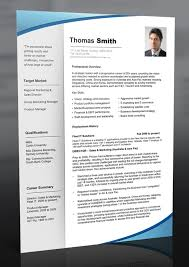 Resume Templates Download - Professional Resume Template And Cv ...