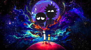 Rick and morty hd wallpapers, desktop and phone wallpapers. 750x1334 Rick And Morty In Outer Space Iphone 6 Iphone 6s Iphone 7 Wallpaper Hd Tv Series 4k Wallpapers Images Photos And Background