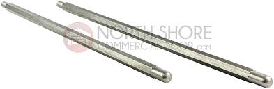 garage door torsion spring winding bars hex shaft 24in get answers to your questions