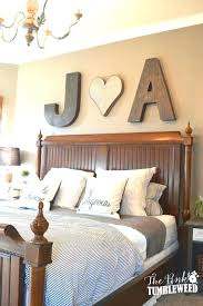 initial wall hangings love the initials wall hanging over the bed initial wall decor ideas