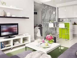 ... Modern Style Of Decorating A Small Studio Apartment : Amazing Small  Studio Apartment Interior Design Ideas ...