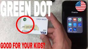 is green dot prepaid debit visa good