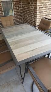 exellent tops plexiglass for table top decor idea plus splendid stylish replacement patio tops for tops e