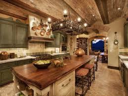 Old World Kitchen Decor Old World Cuisine Interior Designs Ideas