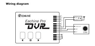 eachine prodvr pro dvr mini video audio recorder for fpv eachine prodvr pro dvr mini video audio recorder for fpv multicopters for rc drone fpv racing