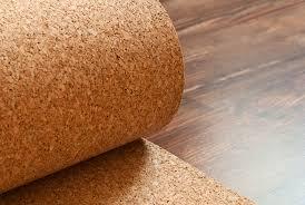 solid hardwood vs cork flooring pros