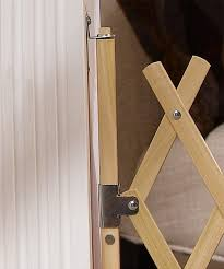 gmi keepsafe wooden expanding pet gate 7 ft wide roll over image to zoom in
