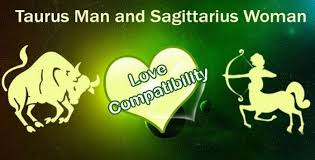 Taurus Man And Sagittarius Woman Love Compatibility