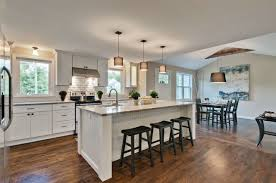 Kitchen Island End Ideas