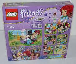 LEGO Squirrelu0027s Tree House Instructions 41017 FriendsFriends Lego Treehouse
