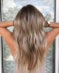 Color Ideas For 2018 Bronde Balayage