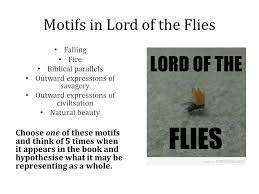 symbolism symbols in lord of the flies lord of the flies is  4 motifs in lord of the flies