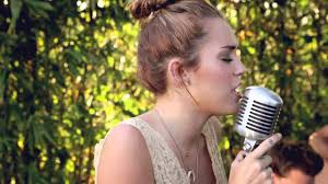 Miley Cyrus And The Backyard Sessions On We Heart ItBackyard Sessions Jolene