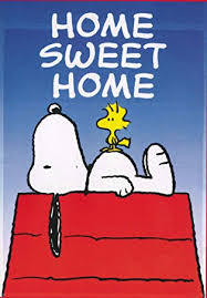 Small Picture Amazoncom Peanuts Snoopy with His Friend Woodstock HOME SWEET