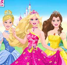barbie princess disney