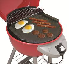 char broil patio bistro cast iron griddle outdoor living grills out of char broil patio bistro gas grill