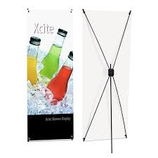 Standing Banners For Displays