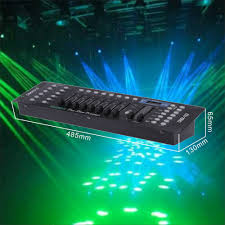 Disco Light Controller Us 37 53 39 Off Professional Disco Light Controller 192 Channels Dmx512 Controller Console For Stage Light Party Dj Disco Operator Equipment In