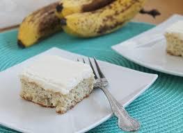 975fec96f2a116e71ca f5e4718f banana sheet cakes cream cheese frosting