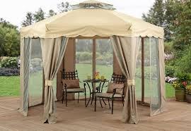 stylish patio tent gazebo