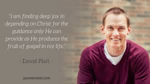 Radical Christianity Quotes Best of Great Quotes By David Platt Jason L Sneed