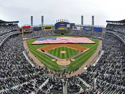 Chicago White Sox Seating Chart Map Seatgeek