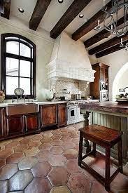13 Beautiful Spanish Style Kitchen Ideas