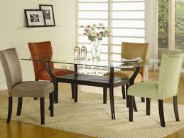 101491 bloomfield 5 piece rectangle dining set this beautiful cal dining table and chair set will add a sophisticated touch to your contemporary home