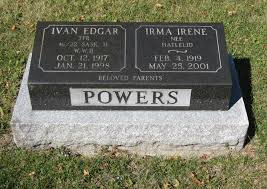 Ivan Edgar Powers (1917-1998) - Find A Grave Memorial