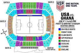U S Soccer Mens National Team Vs Ghana Rentschler Field