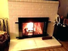 bronze fireplace glass doors bronze fireplace doors pleasant hearth glass door screen with