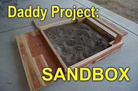 how to build a sandbox with seats and cover elegant diy sandbox for my daughter out