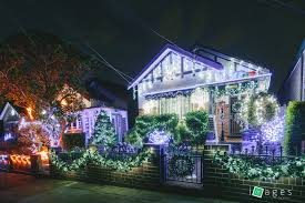 Sydney Streets With Christmas Lights Second Street Ashbury Christmas Lights