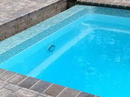 latham pool fiberglass pool options led lighting