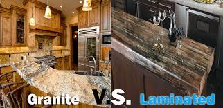 granite or laminate granite laminate countertops 2018 countertops